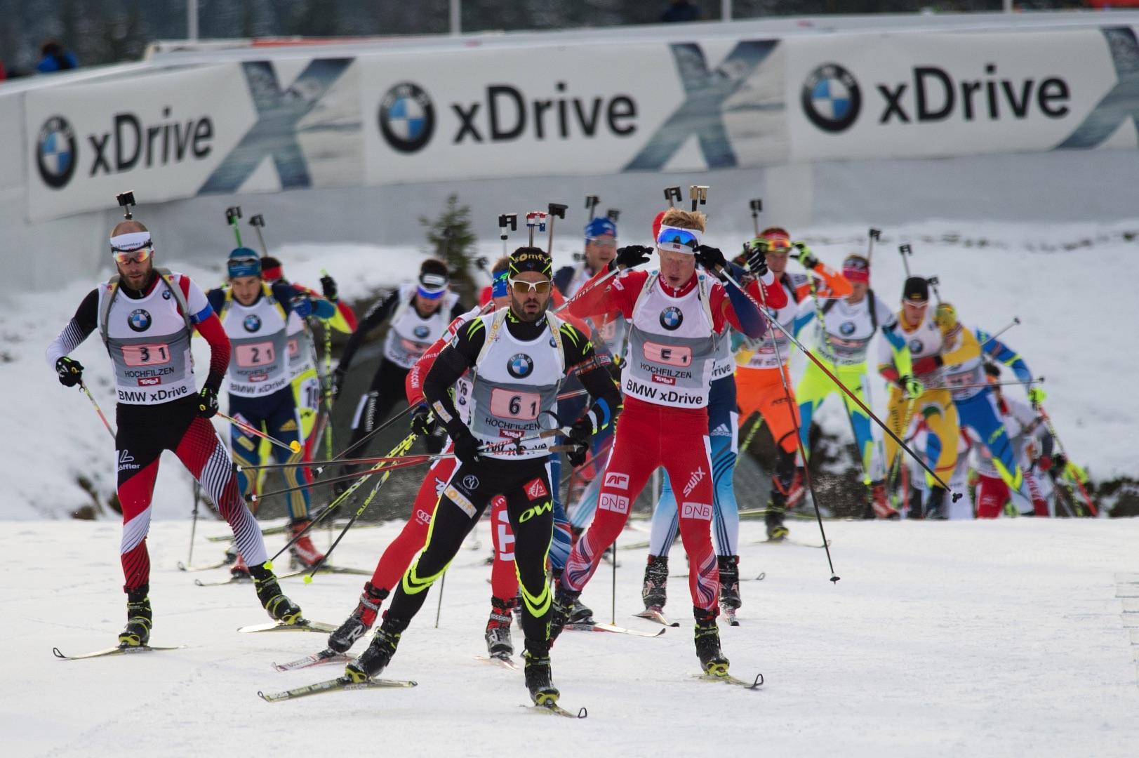 Biathlon Hochfilzen Ergebnisse